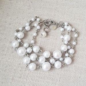 Premier Designs pearl bracelet